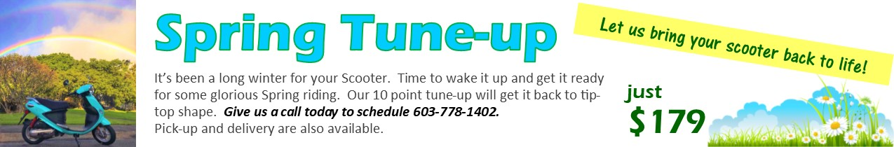 Spring Tune-up 4-19